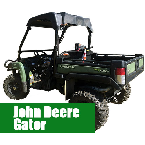 John Deere Game Loaders